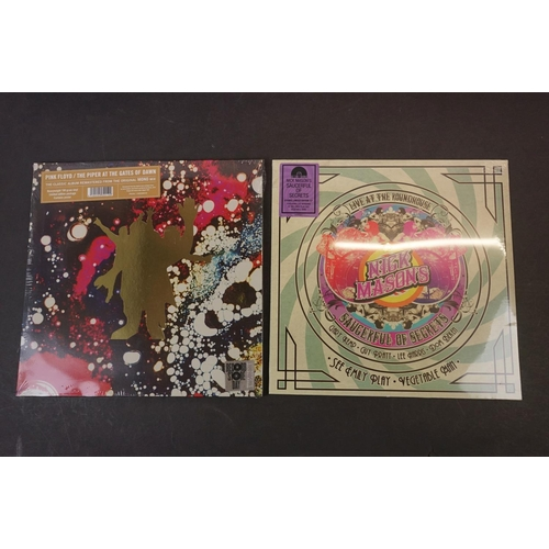 510 - Vinyl - Two Record Store Day releases to include Pink Floyd The Piper at the Gates of Dawn PFRLP26 a...