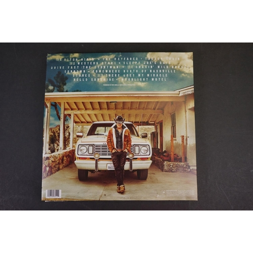512 - Vinyl - Three recent release LPs to include 2 x Bruce Springsteen (Western Stars & Letter To You - s...