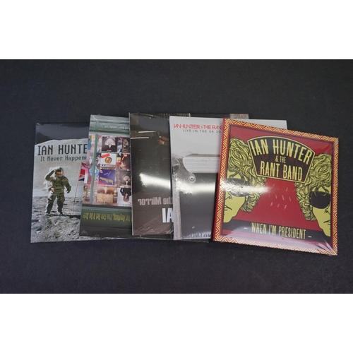 1064 - CD - Ian Hunter Stranded In Reality 30 Disc Box Set (2016) Proper Records, vg
