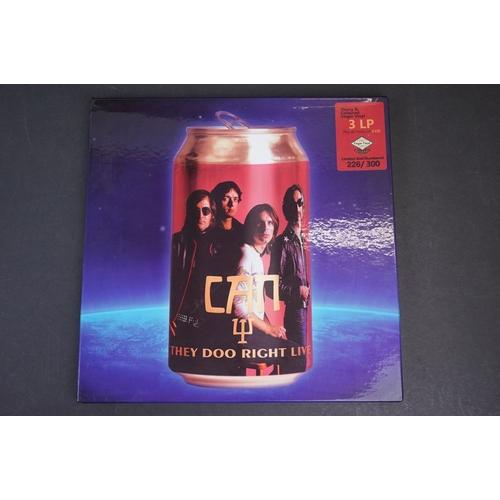 1076 - Vinyl - ltd edn Can They Doo Right 3 LP 2 CD Box Set VVR006, 226/300, ex