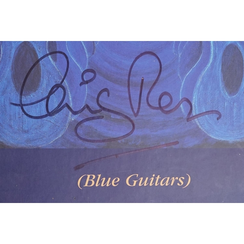 1077 - CD / Vinyl / Autograph - Chris Rea Presents The Return of The Fabulous Hofner Bluetones Super Deluxe...