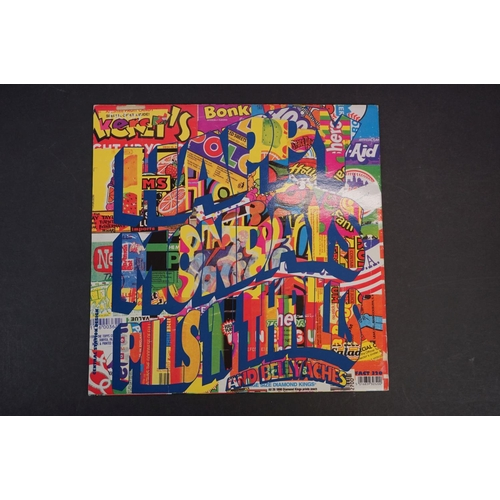 111 - Vinyl - Two Happy Mondays LPs to include Yes Please on Factory FACT420 with lyric inner and picture ...