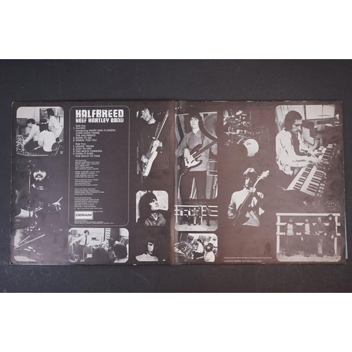 1120 - Vinyl - Prog / Psych - Deram records, collection of 3 original UK pressings to include Keef Hartley ...