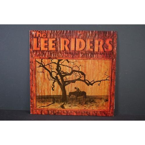 1128 - Vinyl - Psych / Acid Folk / Blues - The Lee Riders - The lee Riders. Scarce UK 1972 1st pressing, sl...