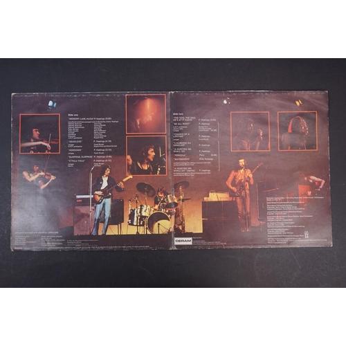 114 - Vinyl - Six Caravan LPs to include Plump In The Night on Deram SDL-R12, This Is Caravan 200164 stere...