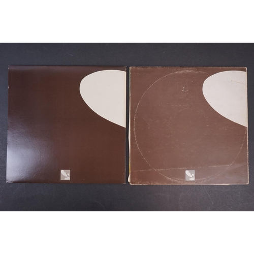 115 - Vinyl - Six Led Zeppelin LPs to include In Through the Outdoor (cover D) SSK59410, Coda 790051, 2 x ...