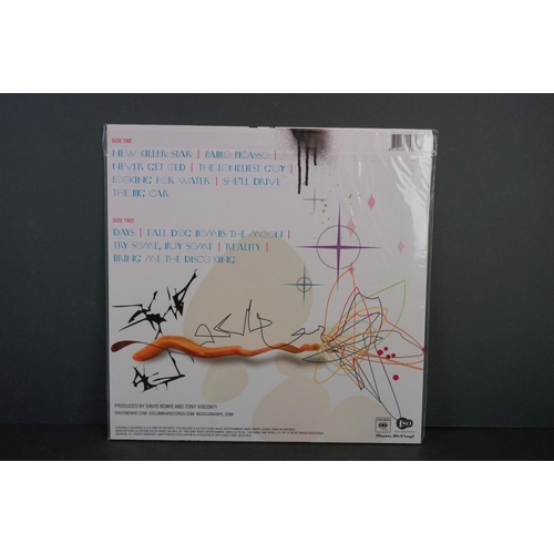 258 - Vinyl - David Bowie Reality LP Music on Vinyl MOVLP875, sealed