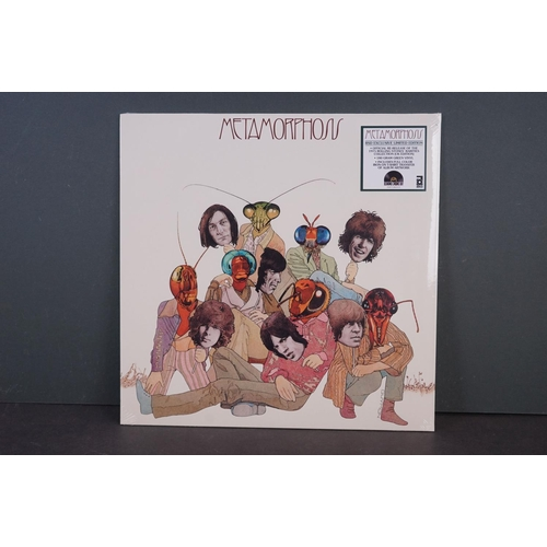 505 - Vinyl - The Rolling Stones Metamorhosis RSD exclusive ltd edn LPABKCO 8631-1, sealed