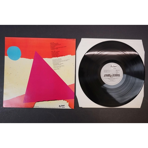 52 - Vinyl - Two The Cure LPs to include Boys Don't Cry on Fiction SPELP26 and Three Imaginary Boys on Fi...