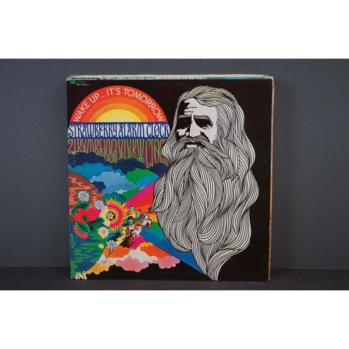 60 - Vinyl - Psych - Nine long deleted 70's / 80's reissues of US Psych albums, including The Ill Wind - ...