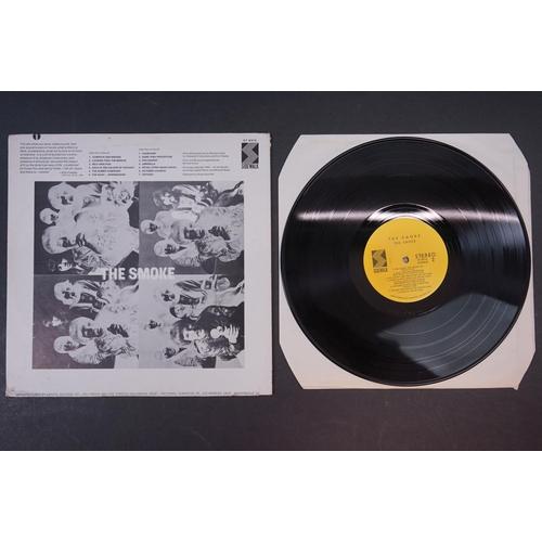 73 - Vinyl - Psych - The Smoke - The Smoke (1968 US, Sidewalk Records) vg+/ex