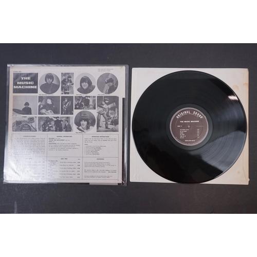 76 - Vinyl - Garage Rock - The Music Machine (Turn On) The Music Machine, 1966 US, Original Sound Records...