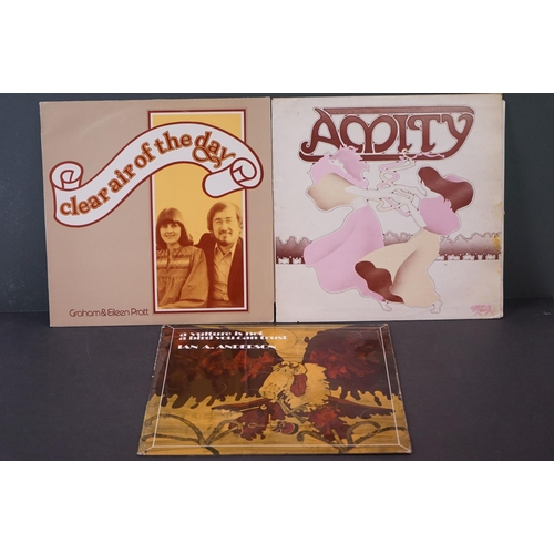 84 - Vinyl - Acid Folk / Psych Folk - Three scarce UK Original independent Pressing Acid Folk albums to i...