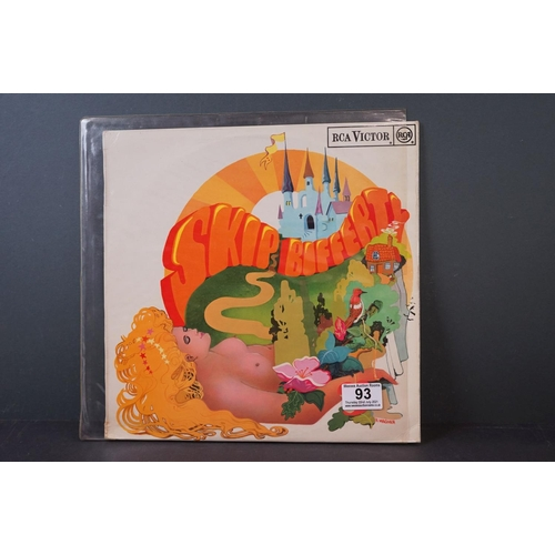 93 - Vinyl - Psych - Skip Bifferty - Skip Bifferty (1968 UK, RCA Records, Orange labels, Stereo Copy) vg+