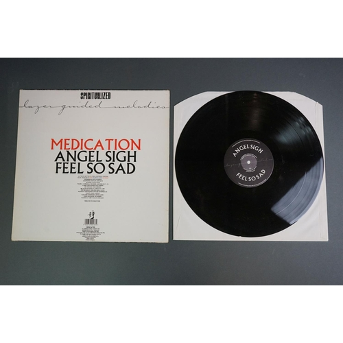 1150 - Vinyl - Spiritualized collection of 4 LP's and 2 12