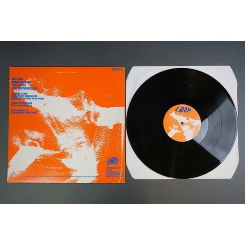 1153 - Vinyl - Loop Collision EP (12 CHLP 27) and Wolf Flow The John Peel Sessions (1987-90) LP (REACTOR LP...