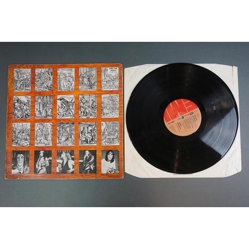 1205 - Vinyl - Fusion Orchestra Skeleton In Armour LP EMA758, sleeve vg+ with buffering to corners, seam & ...