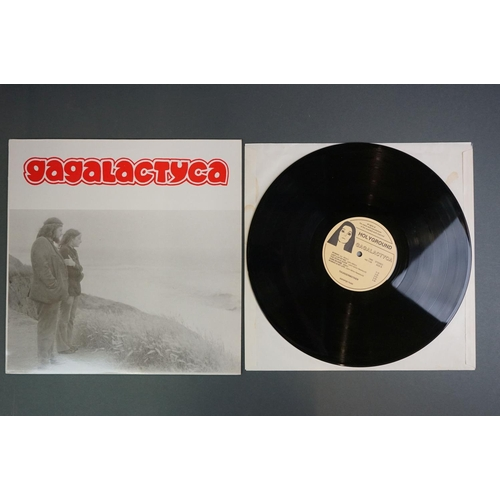 1208 - Vinyl - Chris Coombs & Light Years Away / Thundermother Gagalactyca / Holyground HG1135 LP complete ...