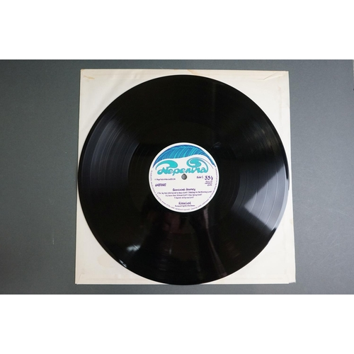 1219 - Vinyl - Robin Lent Scarecrow's Journey 6437002 on Nepentha label, gatefold sleeve, some damage and p...