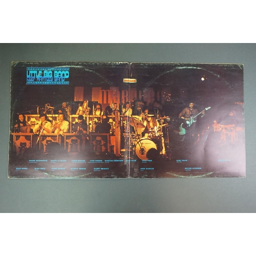 1235 - Vinyl - Three Keef Hartley Band LPs to include The Time Is Near on Deram SML1071 with booklet, The B...