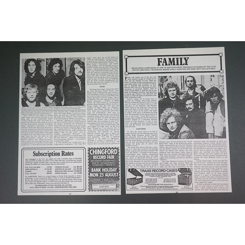 1239 - Vinyl - Four Family LPs to include Best of K54023, Old Songs, New Songs (RMP9007) Bandstand (K54006)...