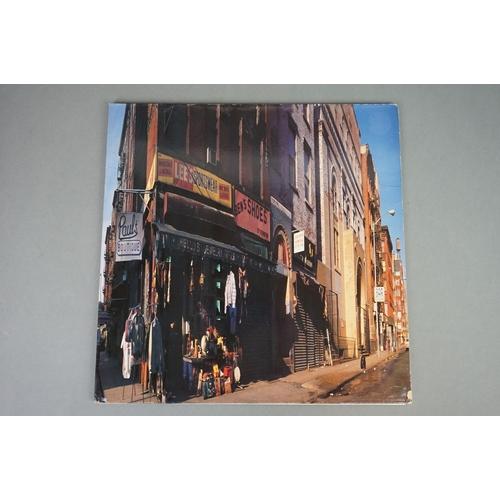 141 - Vinyl - Beastie Boys Paul's Boutique LP on Capitol UK 077779174317 UKEST2102 with 'promotional copy ...