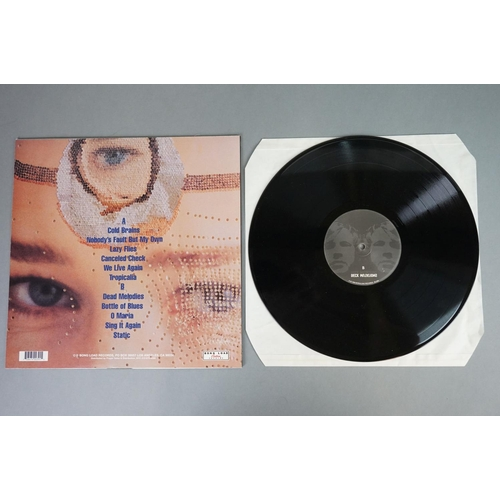 153 - Vinyl - Beck Mutations LP with 7