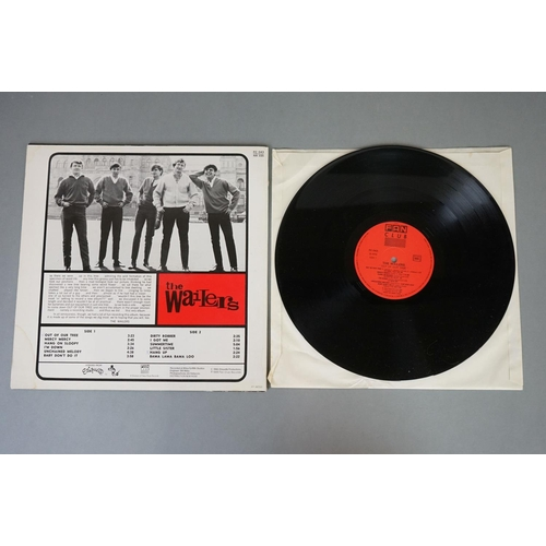 177 - Vinyl - The Wailers Out of Our Tree LP FC043 NR335 released 1988, sleeve vg+ with 2 x crosses to bac...
