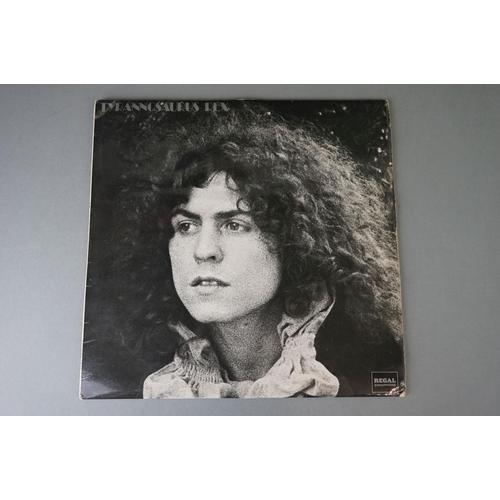 100 - Vinyl - Tyrannsaurus Rex A Beard of Stars LP on Legal Zonophone SLRRZ1013, lyric sheet, sleeve, lyri...