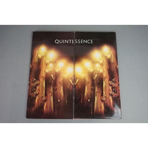 1181 - Vinyl - Three Quintessence vinyl LP's to include In Blissful Company (Island Records ILPS 9110Q), Qu...