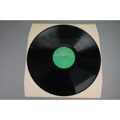 123 - Vinyl - Thin Lizzy Shades Of A Blue Orphanage (TXS 108) green Decca boxed stereo label.  Gatefold sl...