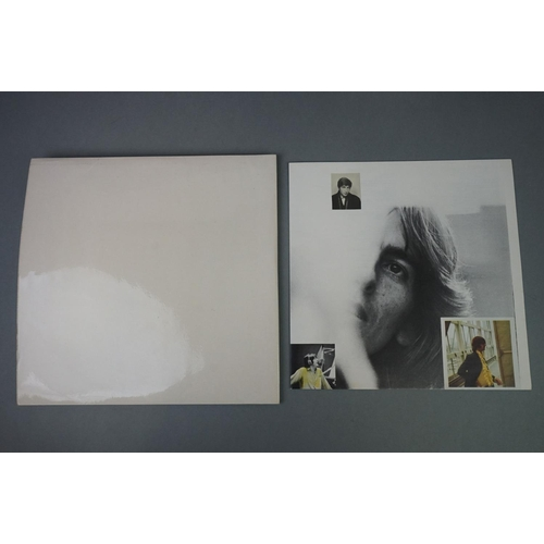 160 - Vinyl - Collection of ten LP's to include The Beatles White Album (PCS 7067/8) side loader with 4 ph...