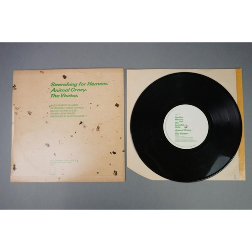 162 - Vinyl - Pauline Murray and Invisible Girls self titled LP on Illusive 2394277, 2 x 10
