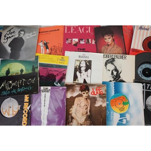 185 - Vinyl - Approx 200 vinyl 7