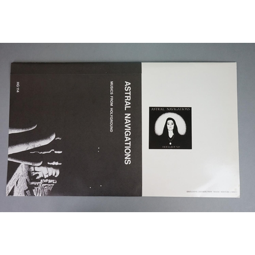 393 - Vinyl - Lightyears Away / Thundermother – Astral Navigations (HG 114) numbered Ltd Edition reissue ...