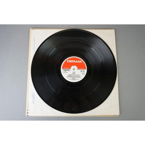 398 - Vinyl - Camel 5 LP's to include Moonmadness, Mirage, The Show Goose, Raindances and Self Titled.  Sl...