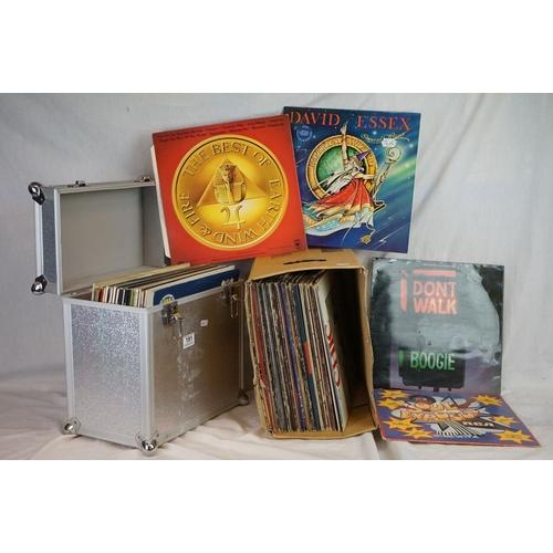 191 - Vinyl - Approx 60 vinyl LP's and 12