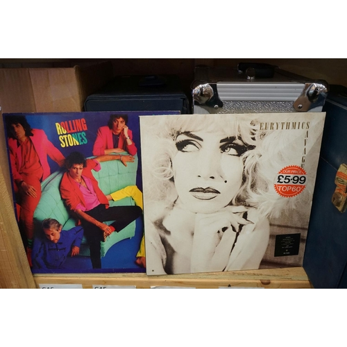 204 - Vinyl - Approx 150 vinyl LP's and 12
