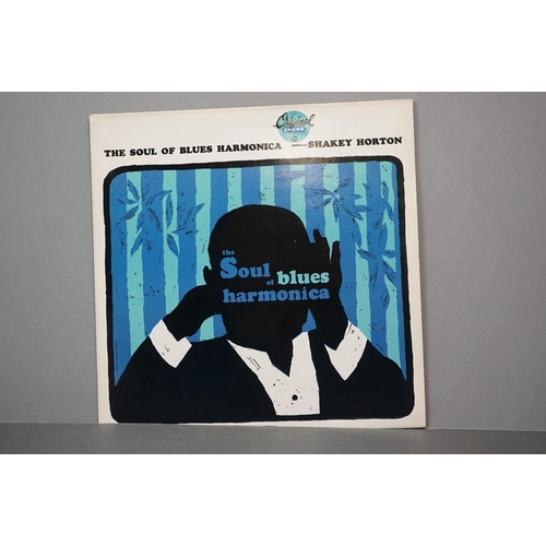 281 - Vinyl - Blues & Jazz collection of approx 15 LP's and one EP (Leadbelly Capital EAP 1 20111) to incl...