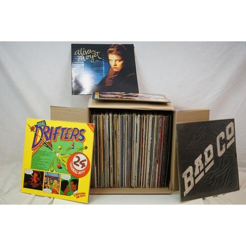 293 - Vinyl - Rock & Pop collection of over 60 LP's plus some 12