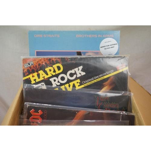 331 - Vinyl - Approx 70 LP's & 12