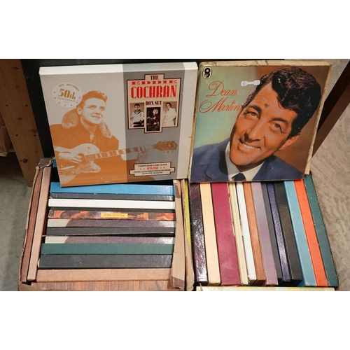 379 - Vinyl & CD Box Sets - 32 Box Sets featuring Sun Records, The Rocking Years Sun Record Into The Sixti...