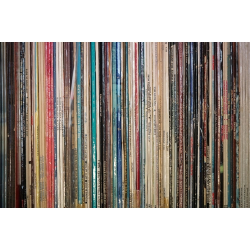 263 - Vinyl - Around 250 Motown, Easy Listening, Country LPs with some other genres, sleeves and vinyl vg+...