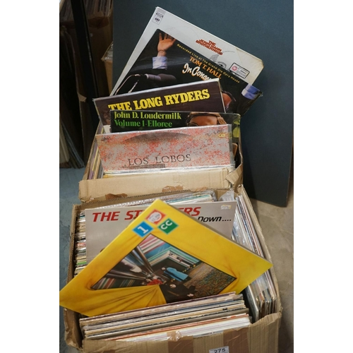 275 - Vinyl - Around 240 LPs to include Country, MOD, Easy Listening etc, sleeves and vinyl vg+