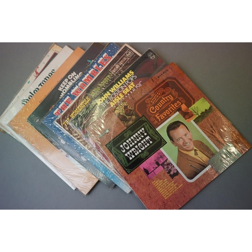279 - Vinyl - Over 200 LPs to include various genres featuring Link Wray, Tammy Wynette, Decca Digital, St...