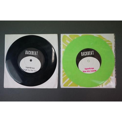 346 - Vinyl - Two Supergrass 7