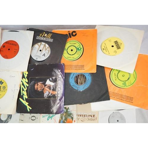 368 - Vinyl - Approx 200 vinyl 7