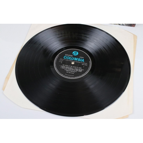 20 - Vinyl - Pink Floyd The Piper at the Gates of Dawn LP on Columbia SCX6157 Stereo, blue/black label wi...
