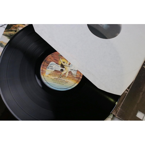 31 - Vinyl - Three Led Zeppelin LPs to include Physical Graffiti SSK89400, The Song Remains The Same SSK8...