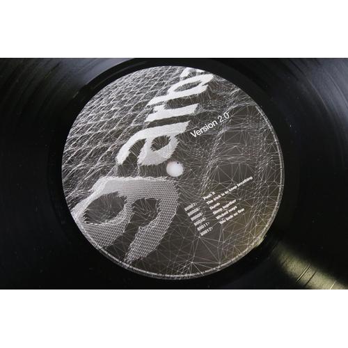 34 - Vinyl - Garbage Version 2.0 LP on Mushroom  MUSH29LP, with inner sleeve, initials of vendor to label...